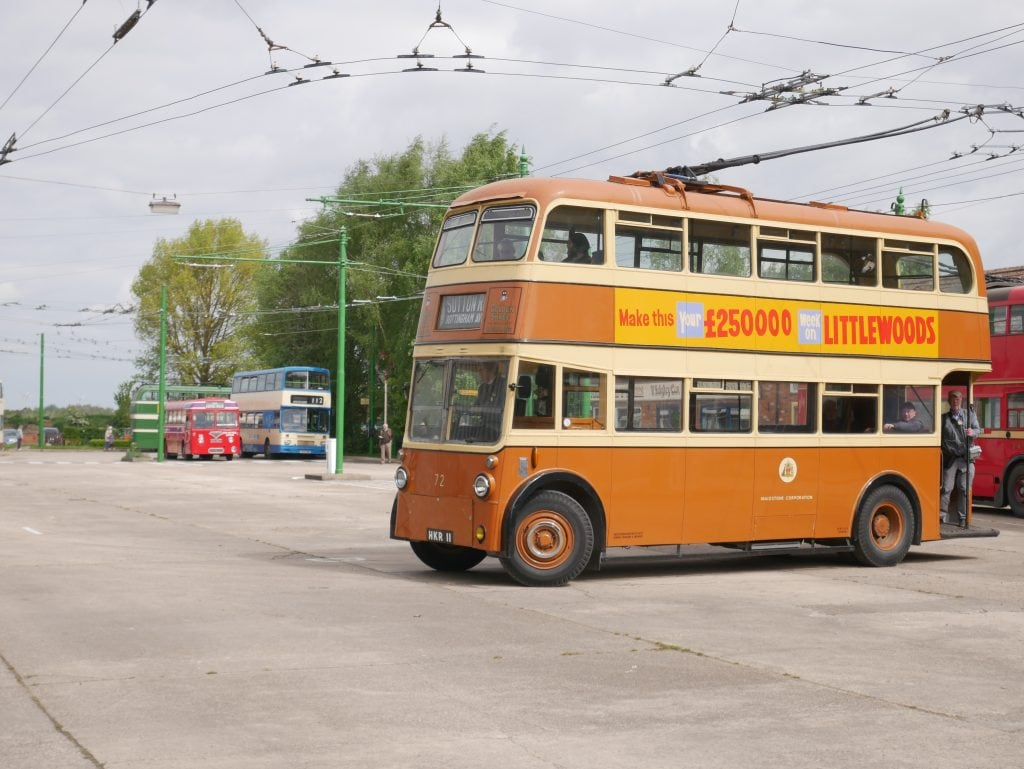 Trolleybus Museum Sandtoft - North Lincolnshire Review