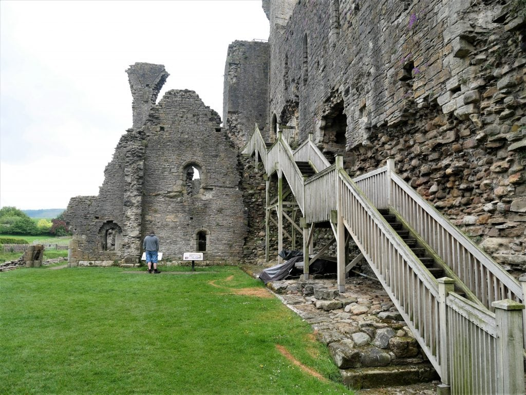 Middleham Castle North Yorkshire | English Heritage Review