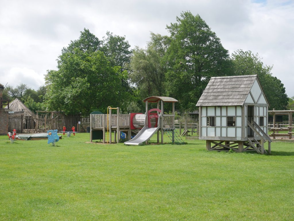 Playground at Murton Park