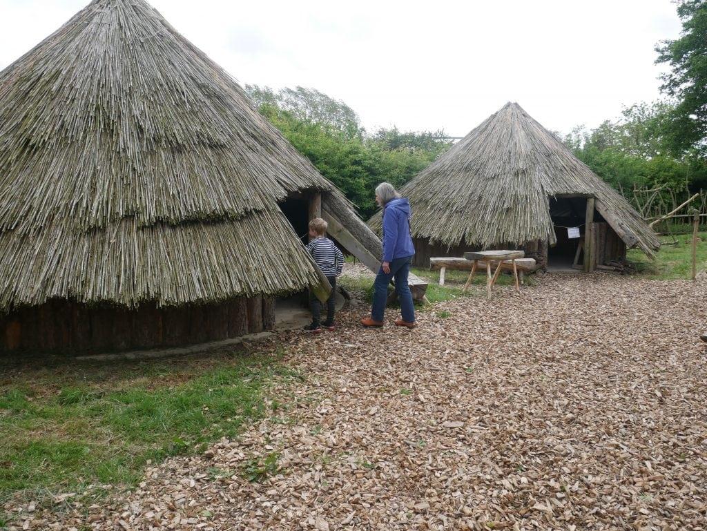 Pre Historic village