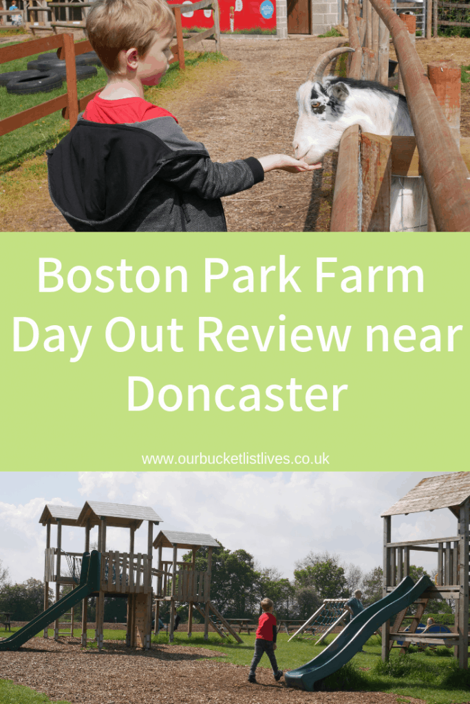 Boston Park Farm | Day Out Review near Doncaster