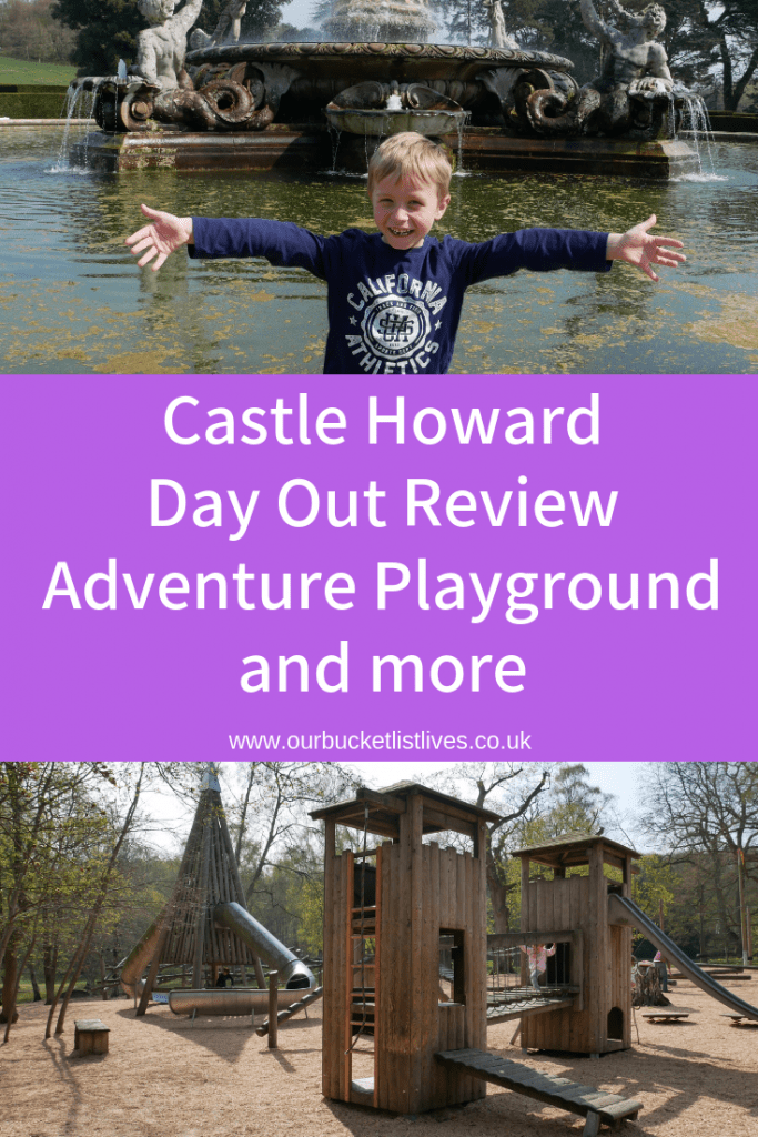 Castle Howard Day Out Review | Adventure Playground and more