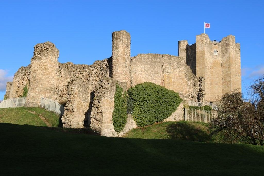 Thumbnail for Conisbrough Castle