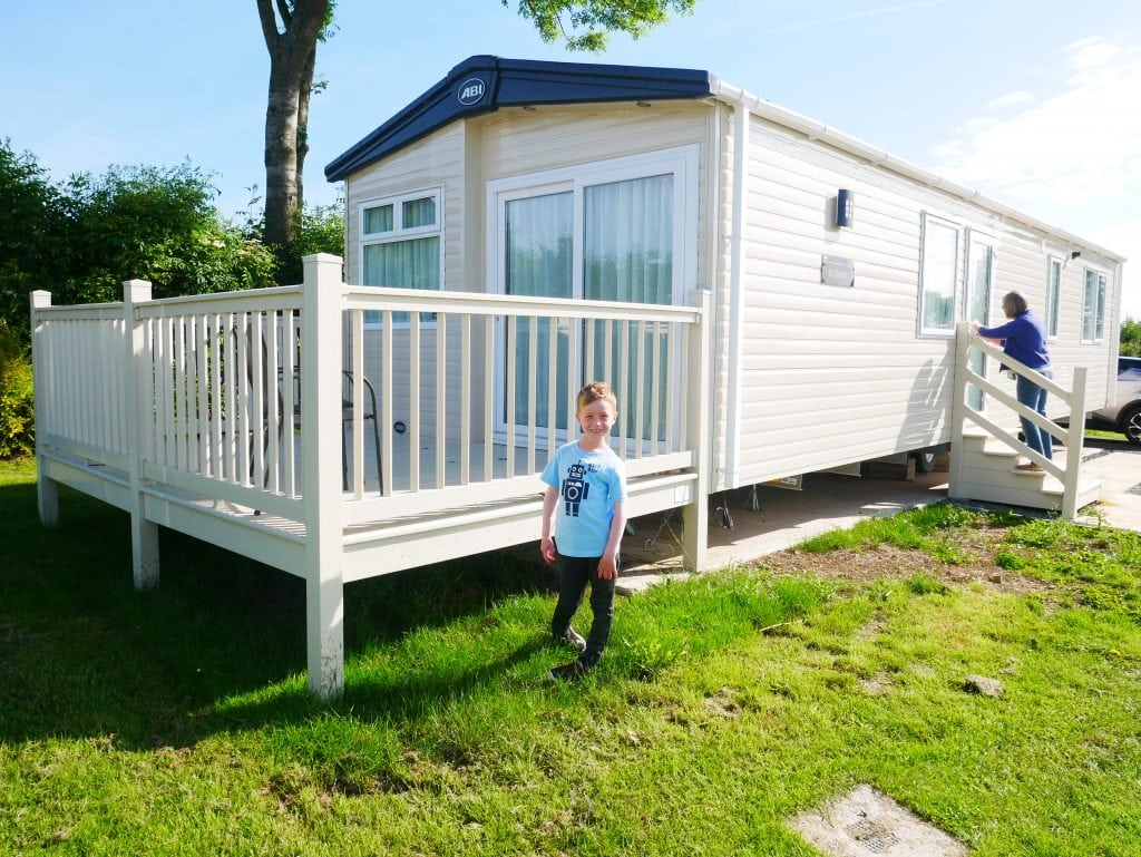 Ashbourne Heights Caravan Park Review, Derbyshire