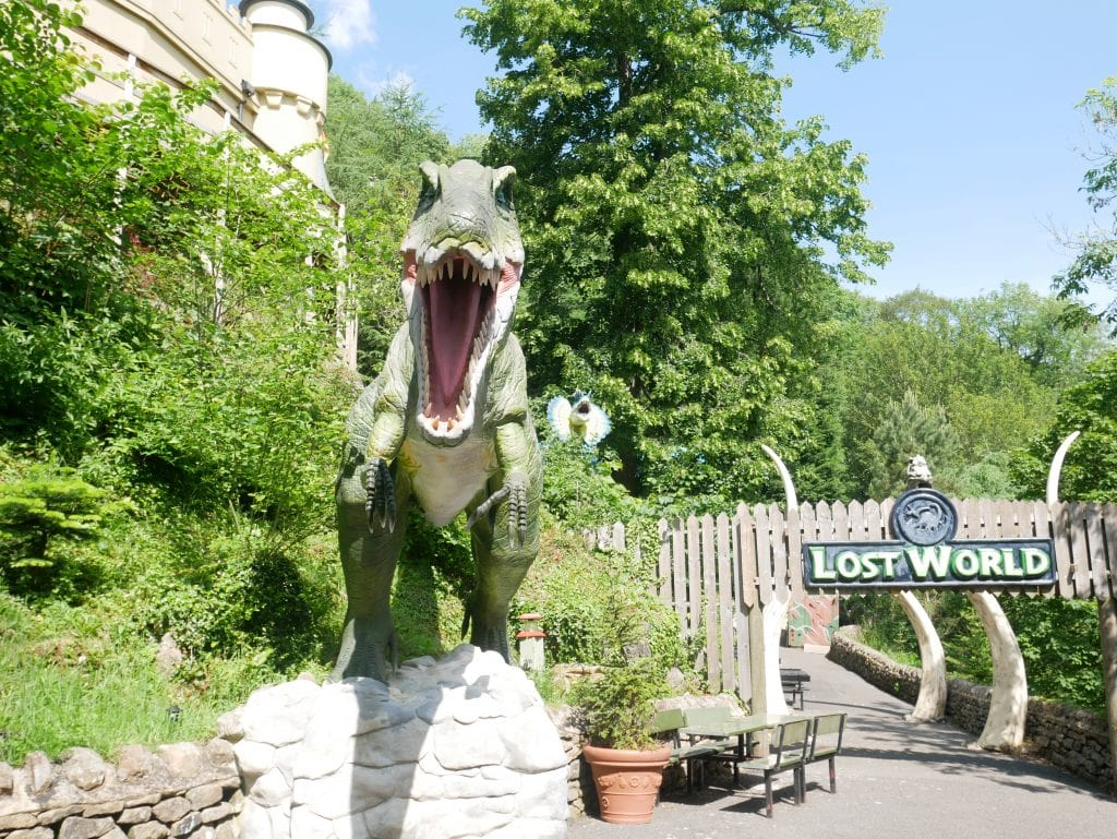 Lost World at Matlock Bath