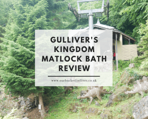 Gulliver's Kingdom Matlock Bath | Rides and Attractions Review