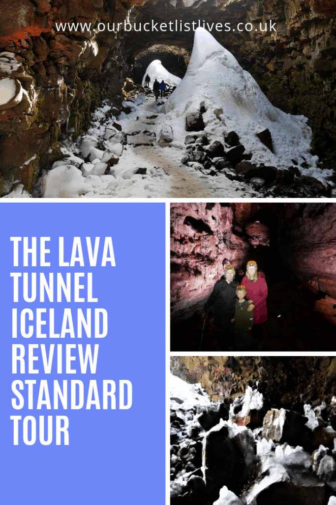 The Lava Tunnel Iceland | Review of the Standard tour