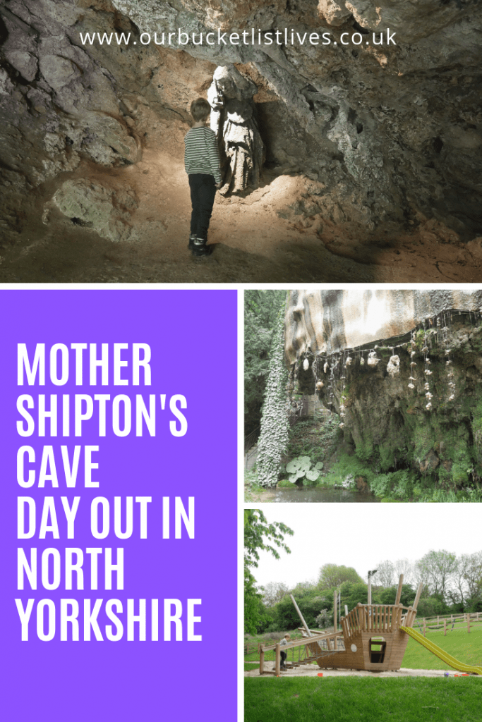 Mother Shipton's Cave Day Out in North Yorkshire