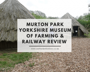 Murton Park Yorkshire Museum of Farming & Railway Review near York
