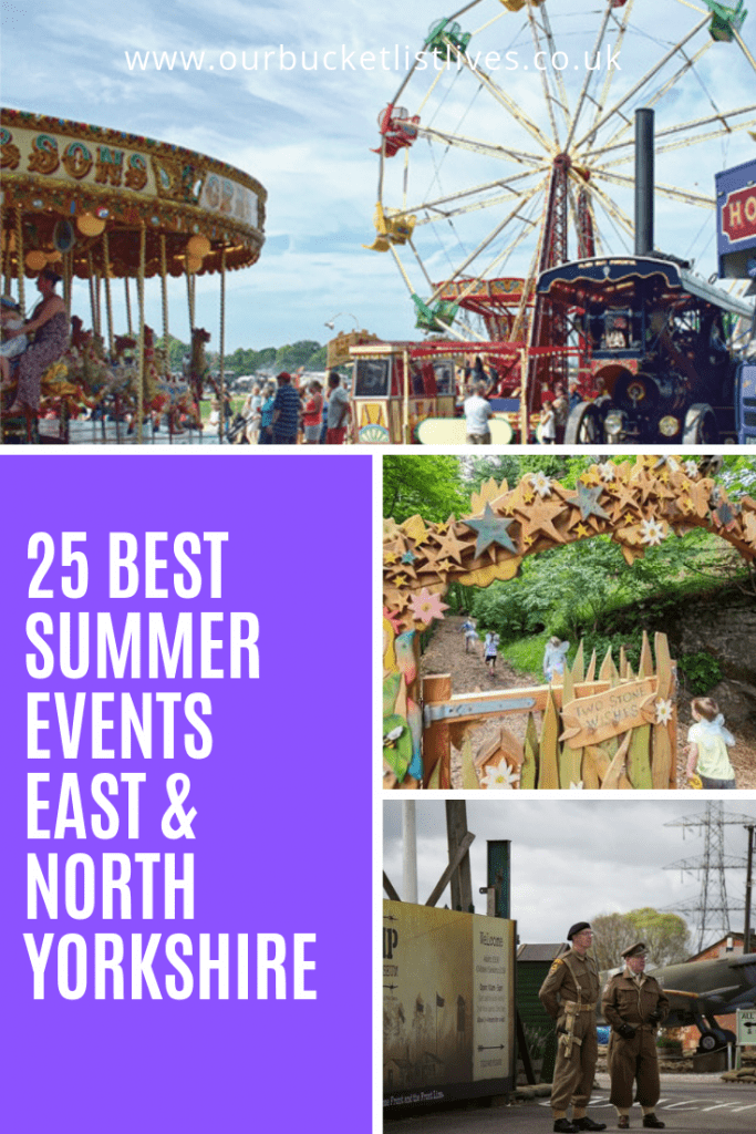 25 Best Summer Events in East Riding and North Yorkshire 2019 | Things to do