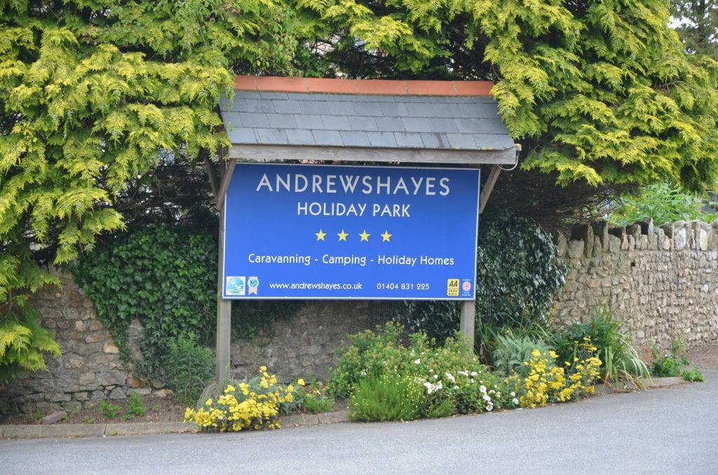 Andrewshayes Holiday Park Axminster Devon Review