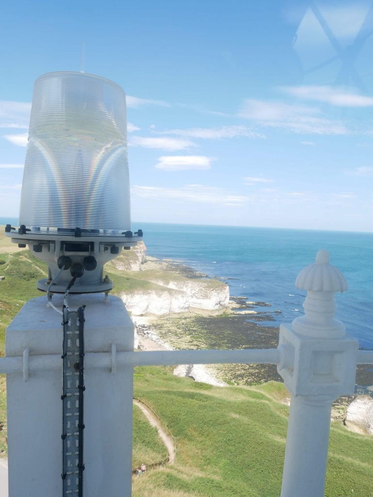 Flamborough Head Lighthouse visitor centre Review | Flamborough Head & North Beach