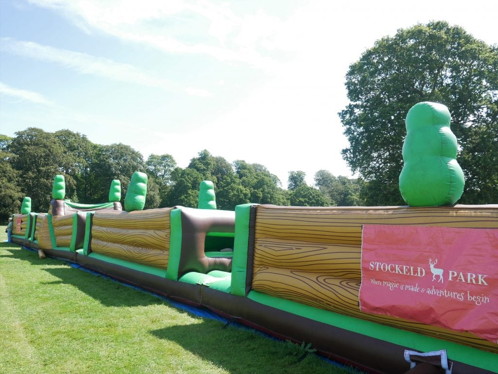 Stockeld Park Family Summer Day Out Review North Yorkshire