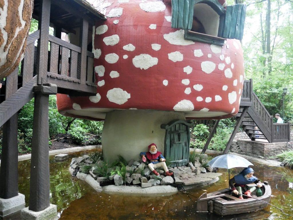 The Gnome village