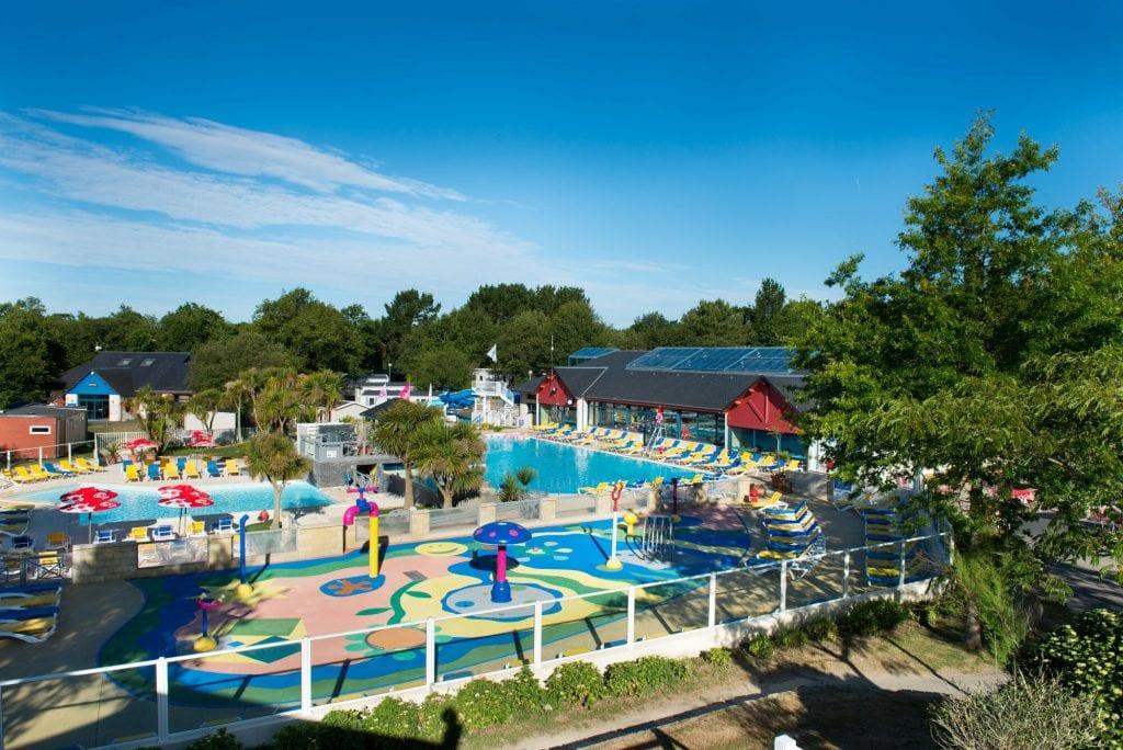Fun family friendly pools