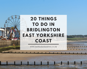 20 Things to Do in Bridlington | East Yorkshire Coast