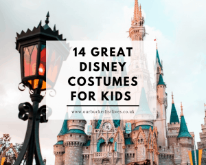 14 Great Disney Costumes for Kids | Girls and Boys | Easy & Last Minute