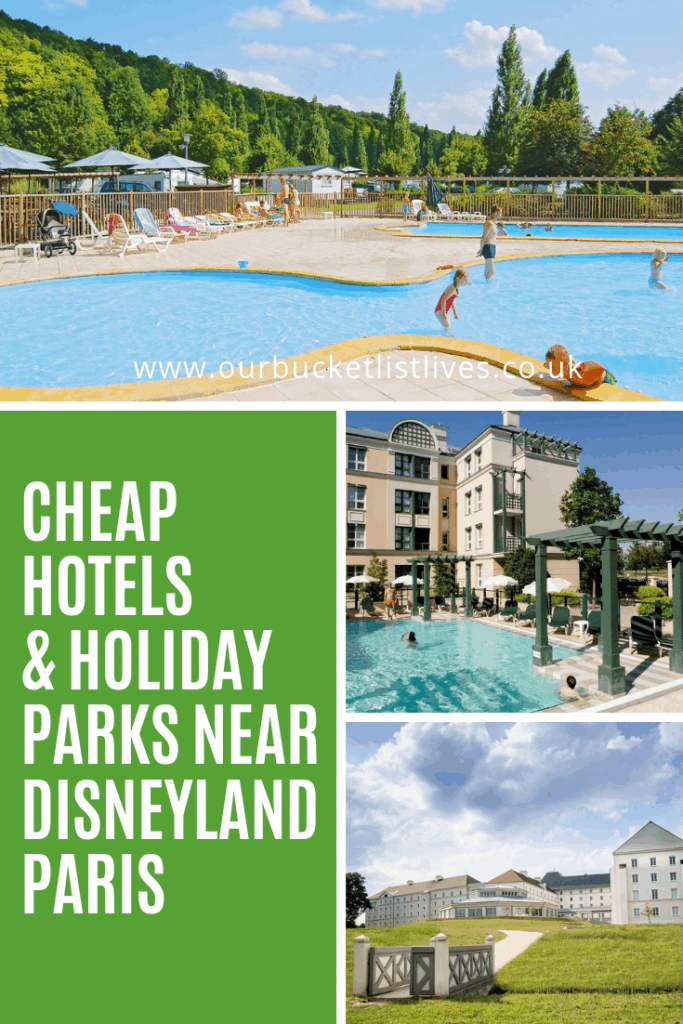 Cheap Hotels & Holiday Parks near Disneyland Paris
