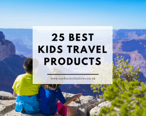 25 Best Kids Travel Products