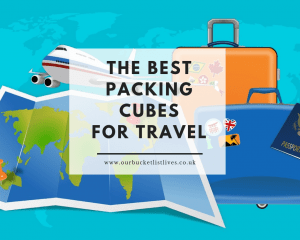 The Best Packing Cubes for Travel