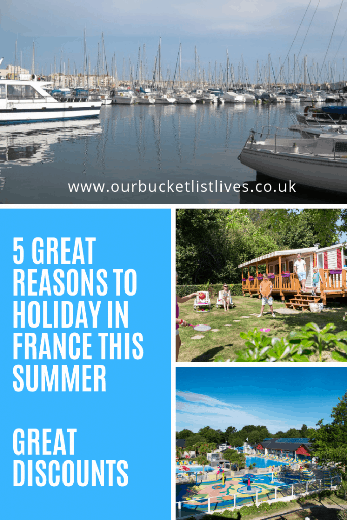 5 Great Reasons to Holiday in France this Summer