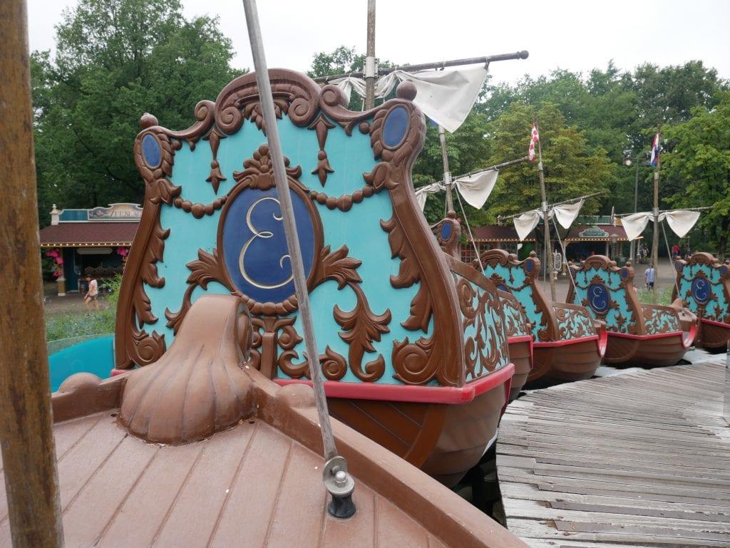 Polka Marina the Pirate Carousel