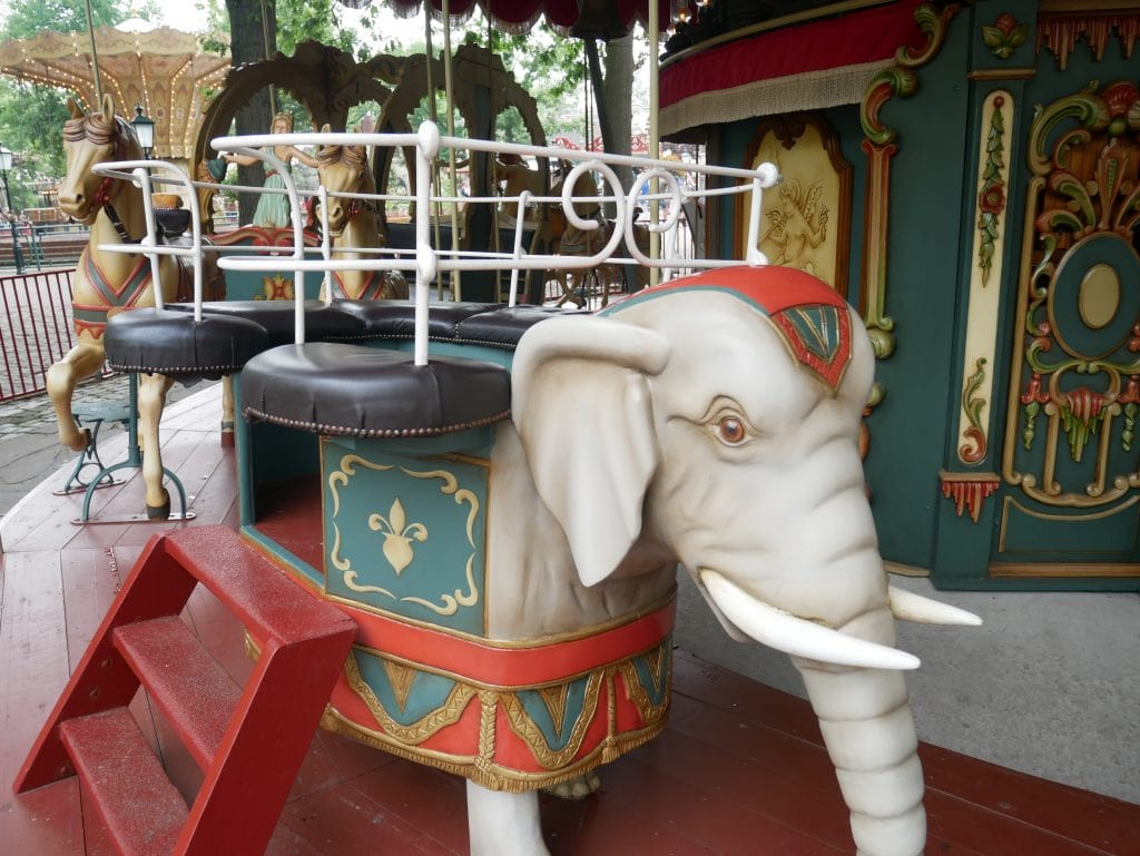 Anton Pieck Plein - Historic Carousels / fairground rides