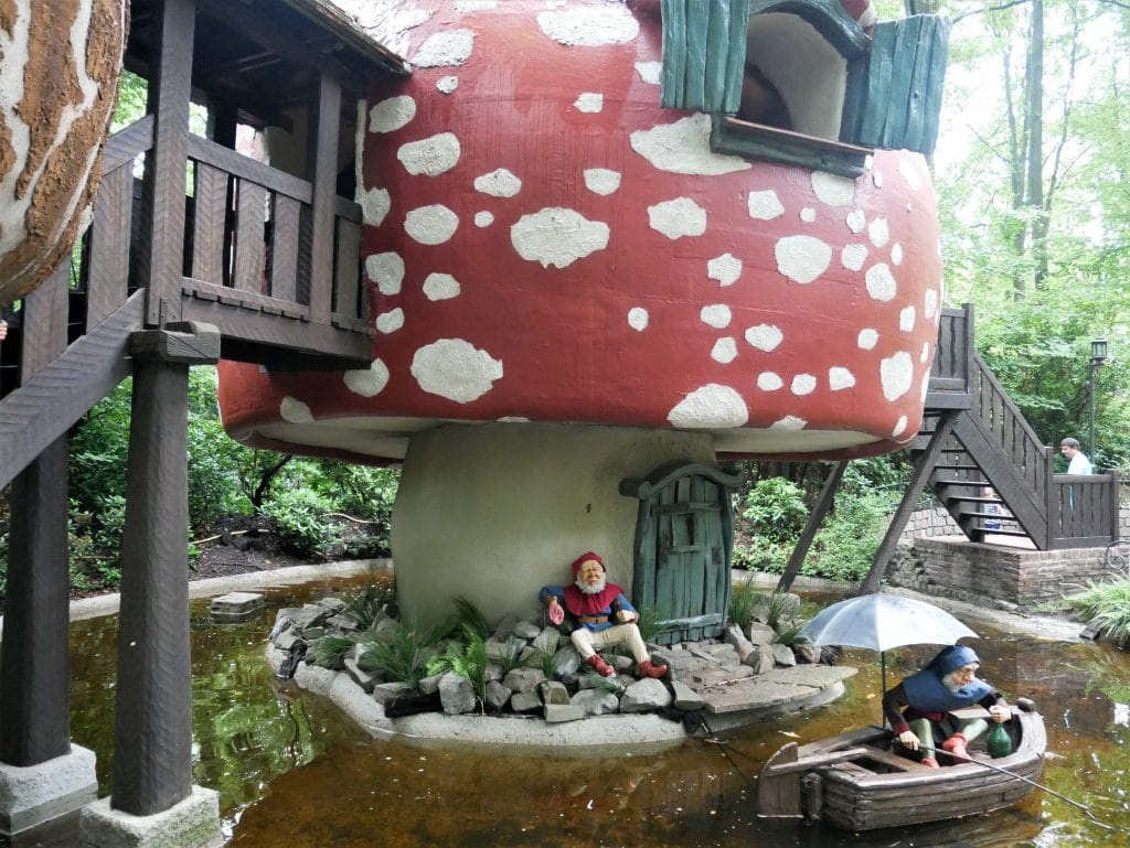 Efteling's Fairytale Forest