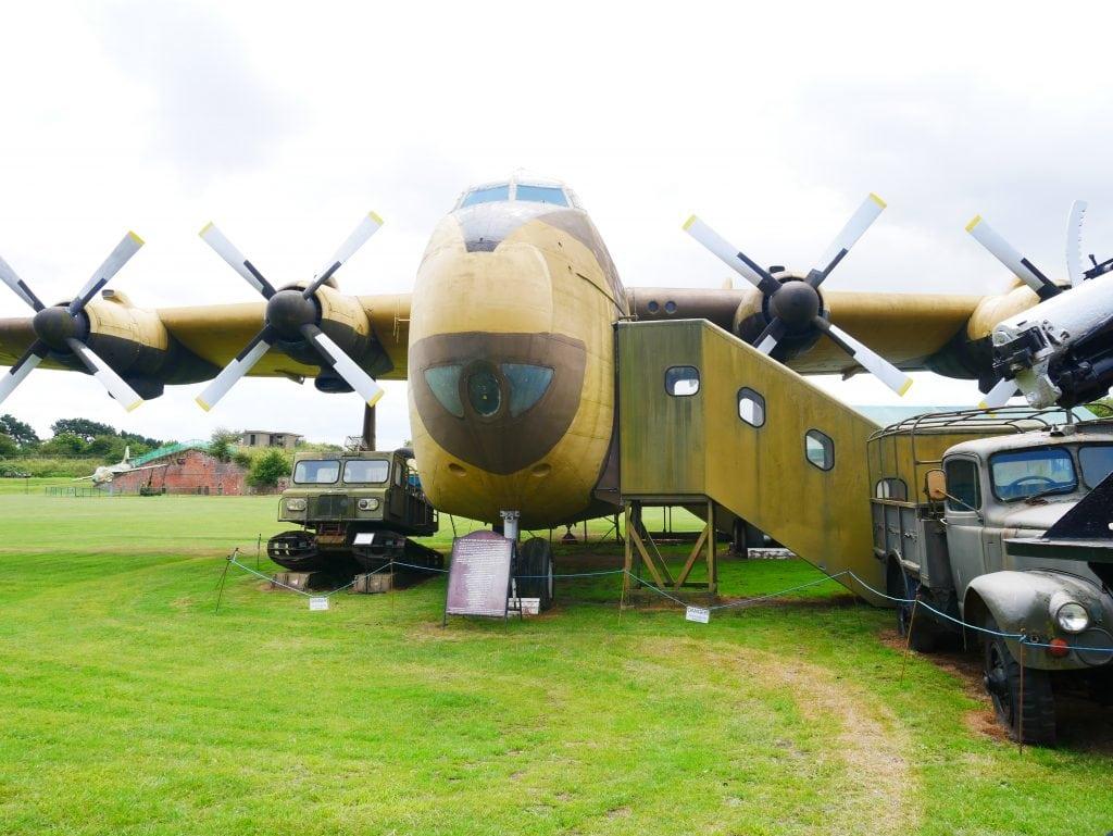 Blackburn Beverley Aircraft