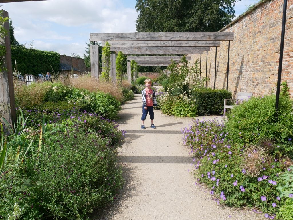 Revitalising the gardens at Beningbrough
