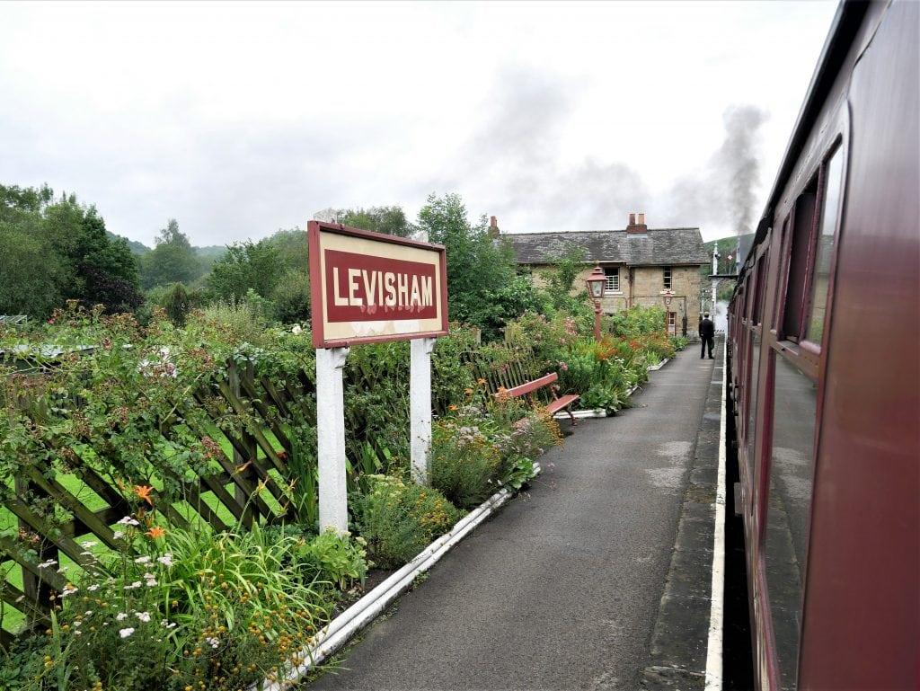 Levisham Station