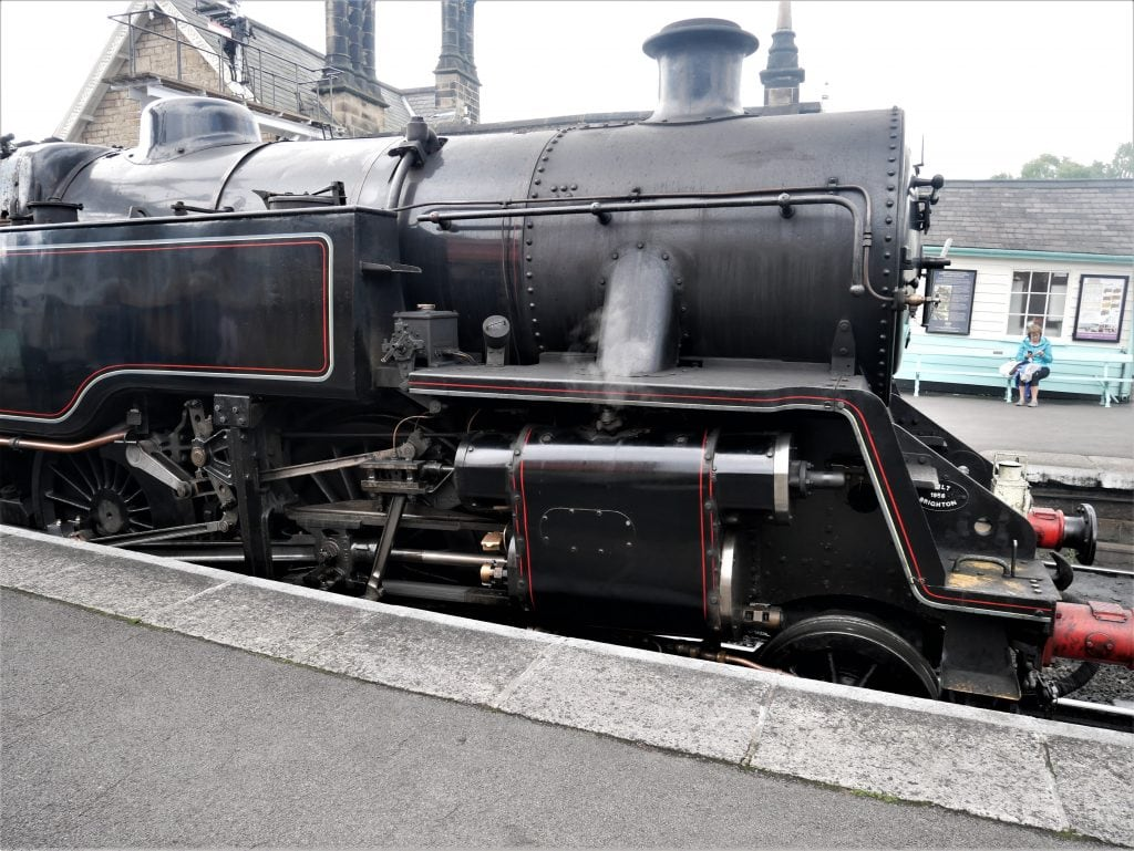 North Yorkshire Moors Railway Review | Day Trip Pickering to Whitby