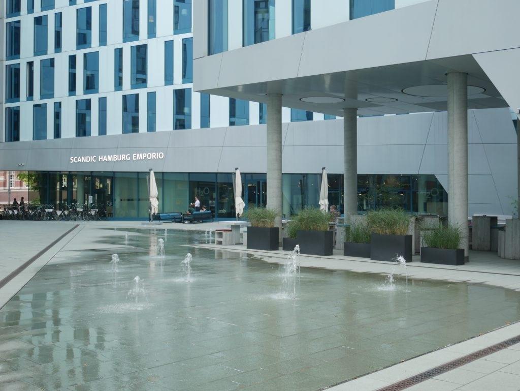 Scandic Hamburg Emporio hotel