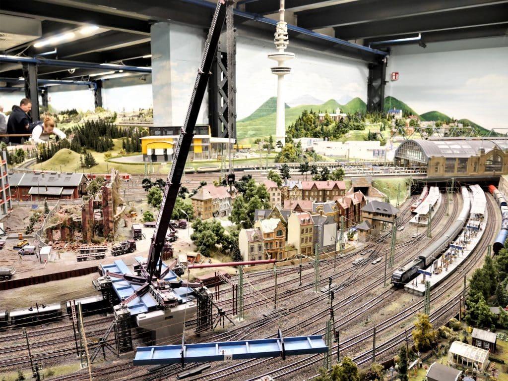 Miniatur Wunderland Review Hamburg Germany