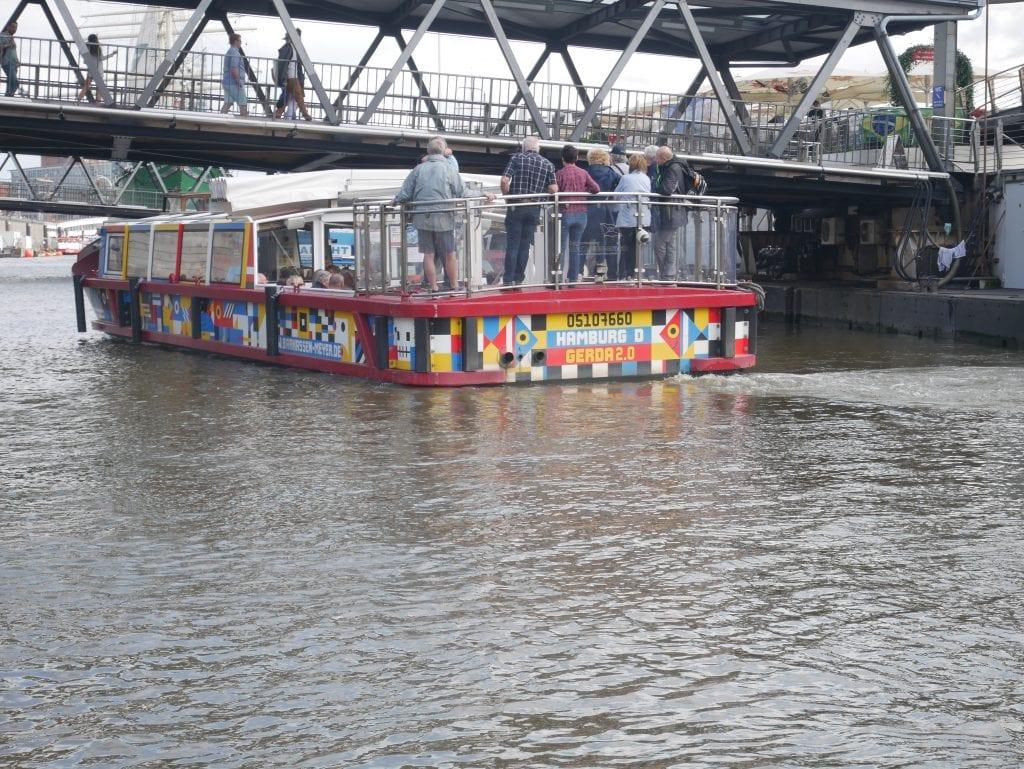 Barkassen-Meyer boat tour