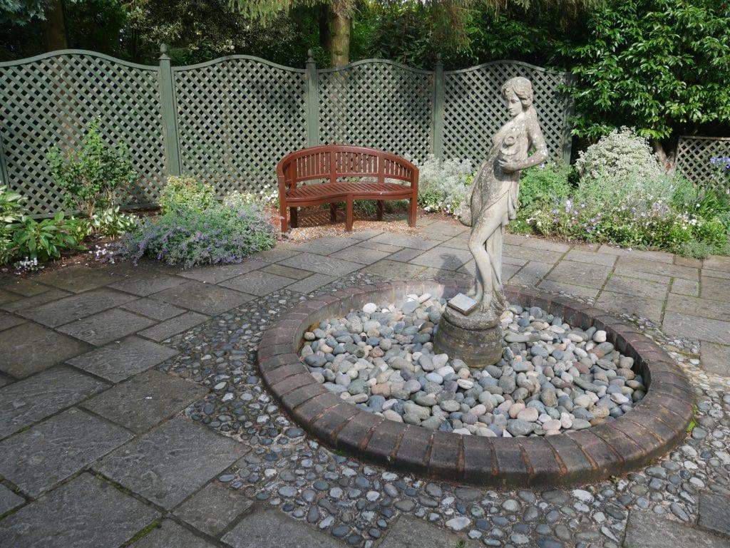 Burnby secret garden