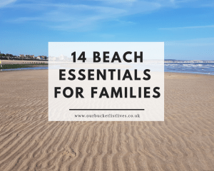 14 Beach Essentials For Families