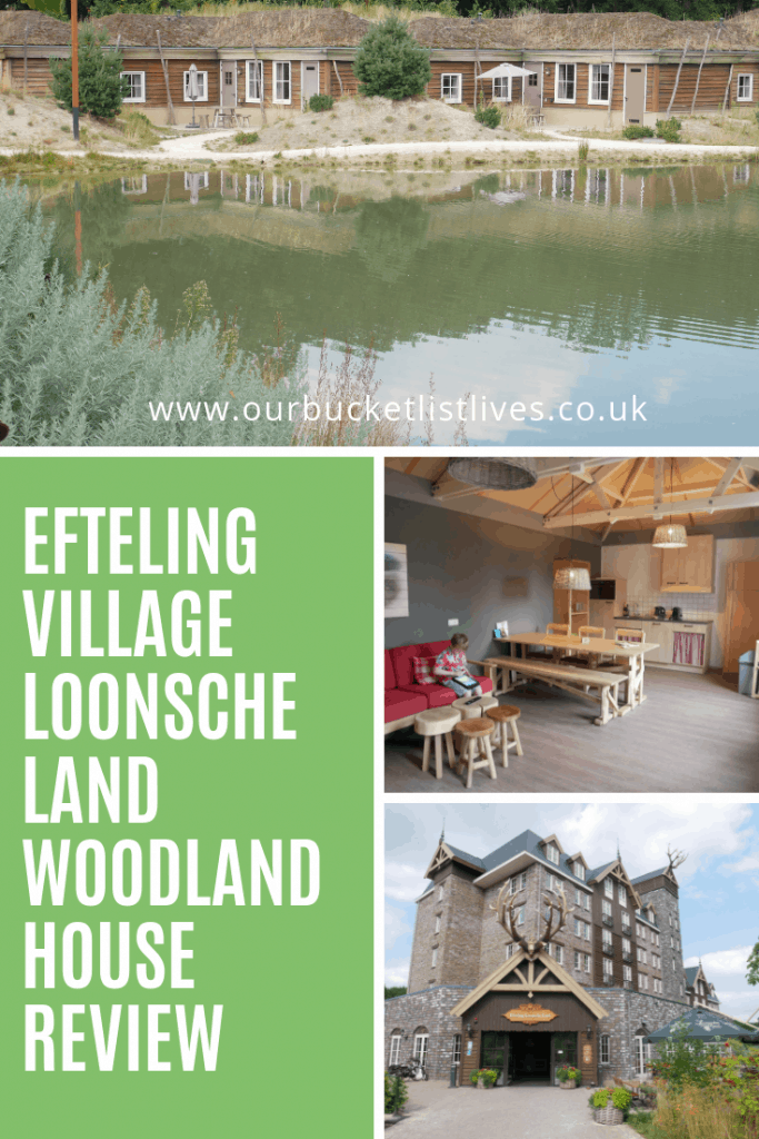 Efteling Village Loonsche Land Woodland House Review