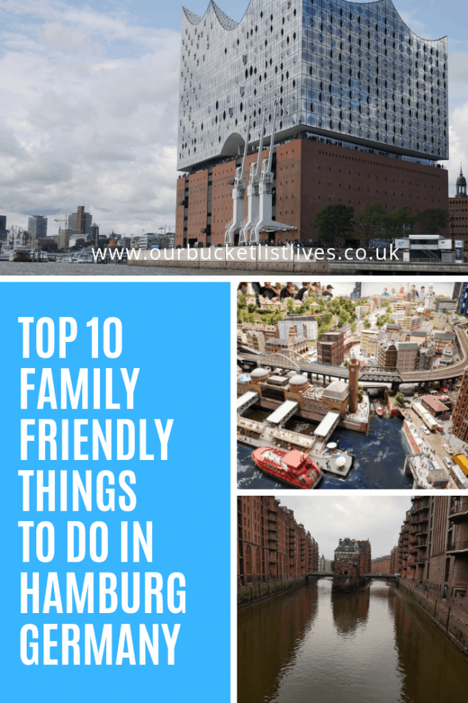 Top 10 Family Friendly Things to do in Hamburg Germany