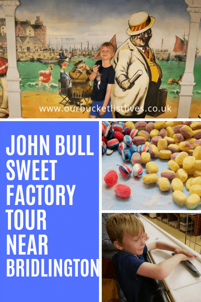 John Bull Sweet Factory near Bridlington Visit Review