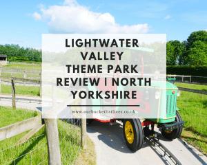 Lightwater Valley Theme Park Review | North Yorkshire