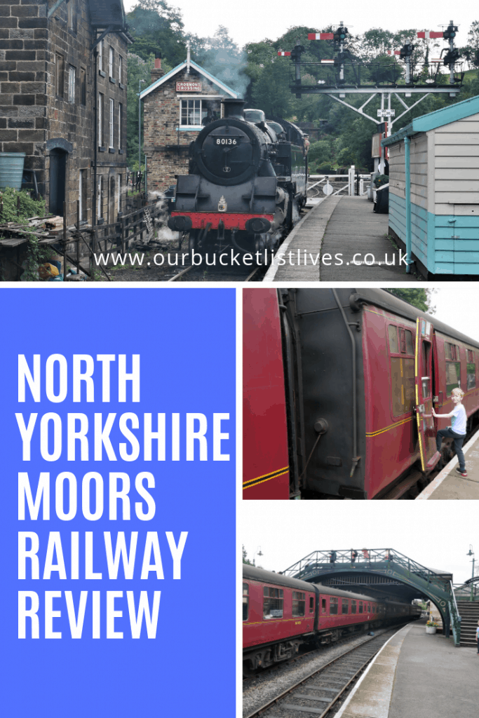 North Yorkshire Moors Railway Review
