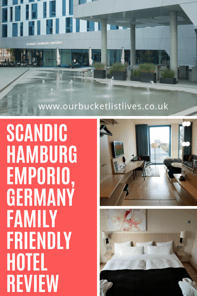 Scandic Hamburg Emporio, Germany Family Friendly Hotel Review