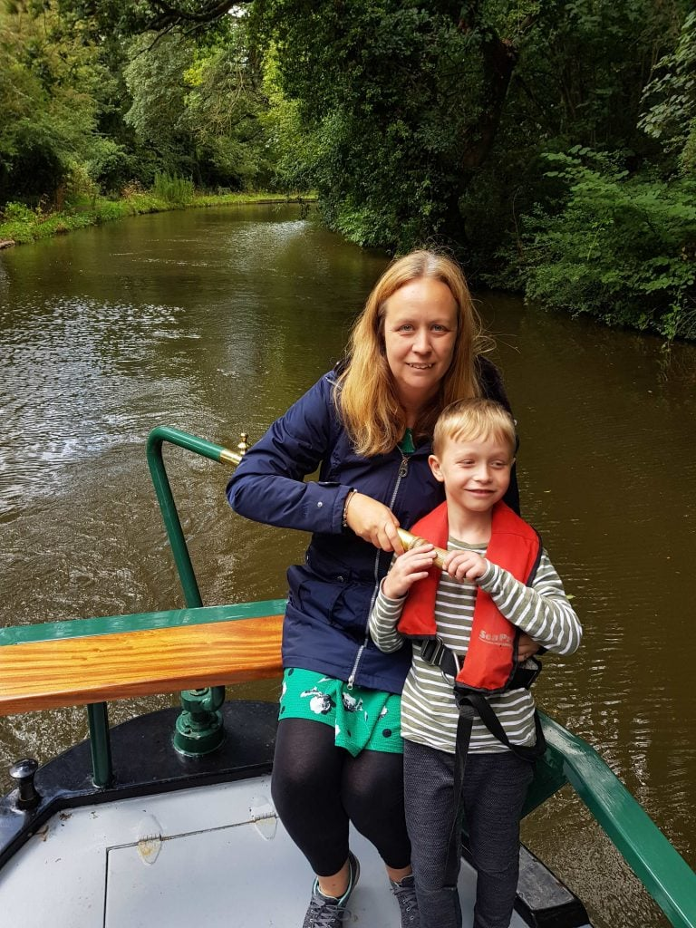 Narrowboat Canal Holiday from Anderton in Cheshire Review