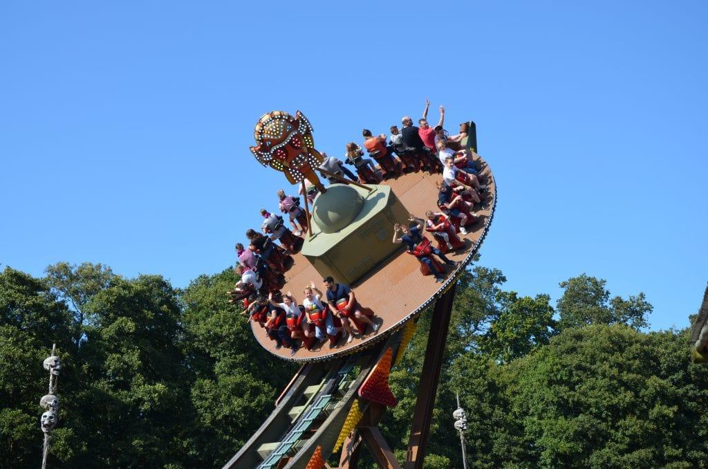 Kong Ride