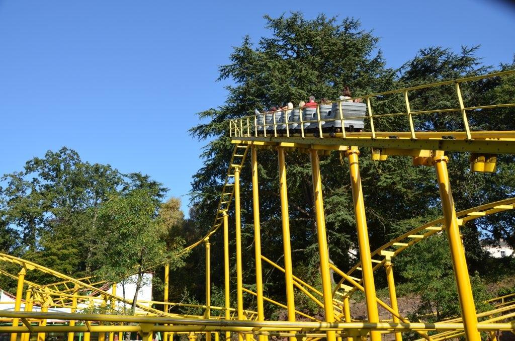 Rhino Rollercoaster