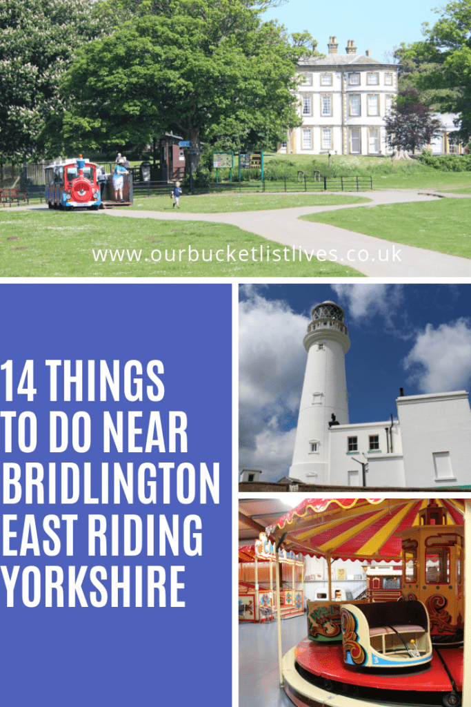 14 Things to do Near Bridlington | East Riding Yorkshire