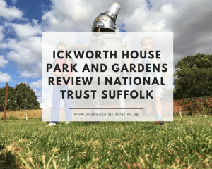 Ickworth House Park and Gardens Review | National Trust Suffolk