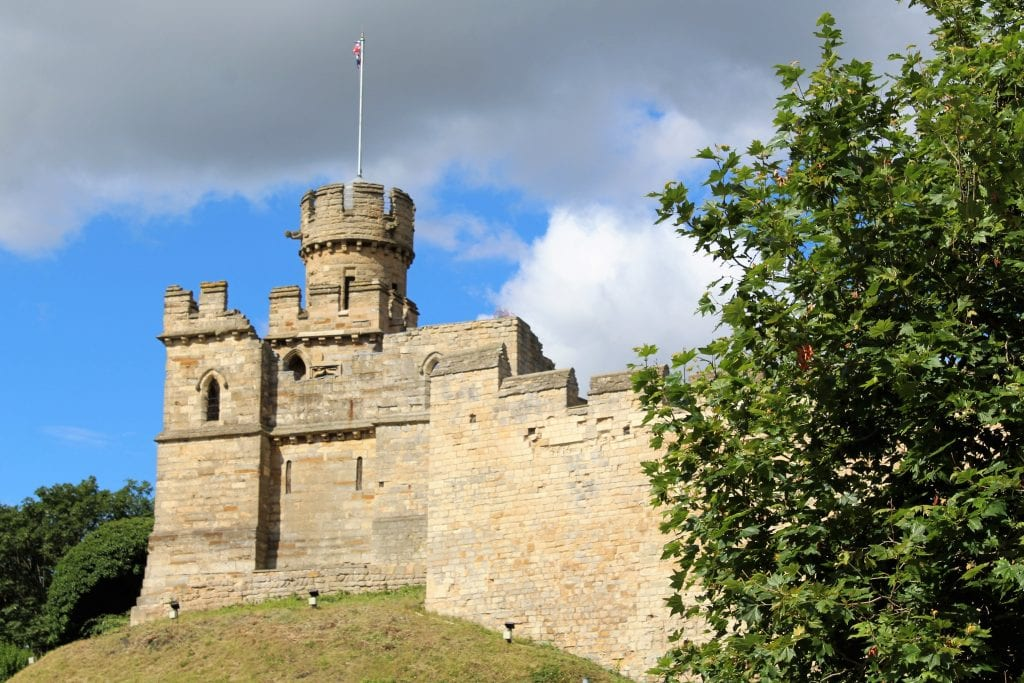 Featured image for Lincoln Castle