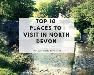 Top 10 Places to Visit in North Devon